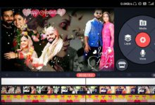 Photo of Wedding anniversary video editing by kinemaster | marriage anniversary video Template Kinemaster