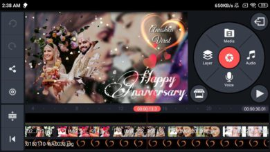 Photo of Wedding Anniversary Wishes Video Editing By Kinemaster | Anniversary wishes green screen video