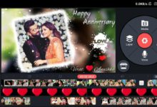 Photo of Wedding Anniversary Video Maker By Kinemaster | Anniversary Green Screen Video