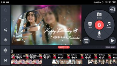 Photo of Birthday Video Maker In Kinemaster | Happy Birthday Kinemaster Video Editing | Birthday Template No1